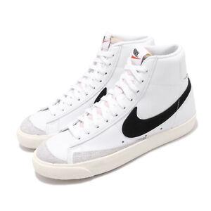Nike-Wmns-Blazer-Mid-77-Vintage-White-Black-Women-Classic-Casual-Shoe-CZ1055-100