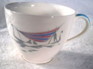 Vintage-Royal-Doulton-Venetian-Scenes-D-6449-Replacement-Tea-Cup-Unused