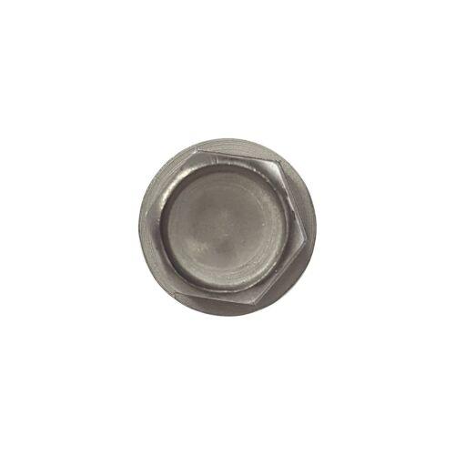 """#8 x 1-1//4/"""" Hex Head Self Drilling Metal Tek Screws Stainless Steel Qty 1000"""