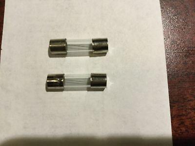 5 x 2A 250V 2000mA 5 x 20mm Quick Fast Blow Glass Tube Fuse Fast Blow RoHS DIY