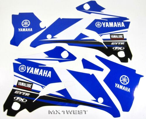 Factory Effex EVO 16 Graphics Shrouds Yamaha WR WRF 450 WR450 07 08 09 10 11 NEW