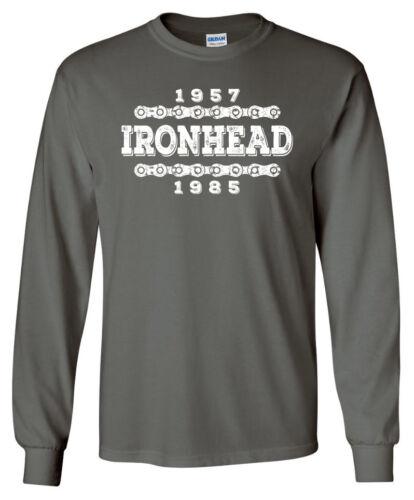 Ironhead 57-85 T-shirt à manches longues-Harley Davidson Sturgis