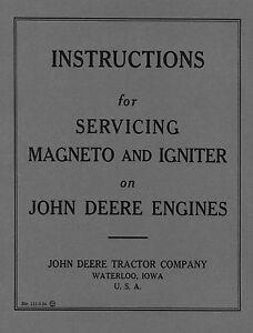 John-Deere-Magneto-and-Igniter-Service-Instructions