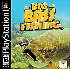 Big Bass Fishing Sony Playstation 1 2002 For Sale Online Ebay