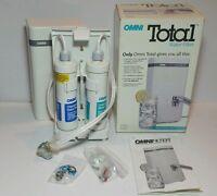 Omni Total Poratble Kitchen Or Bathroom Sink Water Filter Counter 4 Stage