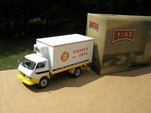 IXO-1-43-CAMION-CITROEN-350-1969-CAISSE-refrigeree-Boucherie