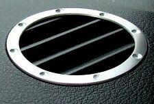 Audi TT quattro Abt s-line 8N 3.2 3,2 alu trim air nozzle ring interni frame