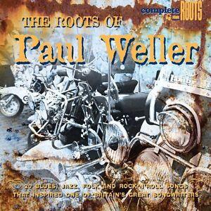 Various-The-Roots-of-Paul-Weller-2009-CD-NEW-SEALED-Digipak-SPEEDYPOST