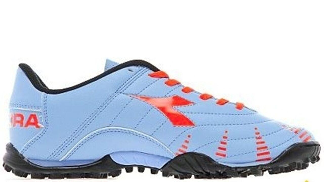 FW17 DIADORA SCARPINI DD-EVOLUZIONE R TF shoes CALCETTO SCARPINO 156973 C3628