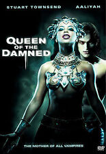 The Queen of the Damned (DVD, 2002, Widescreen)