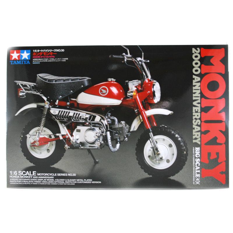 Tamiya 16030 Honda Monkey 2000 Anniversary 1 6