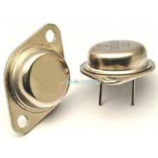 Transistor, Darlington, MJ10012, NPN, 400V, 10A, 175W, TO3, New Old Stock 6 Pcs