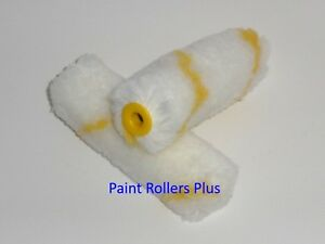 Mini-Paint-Rollers-60-4-034-Soft-WOVEN-Mini-Rollers