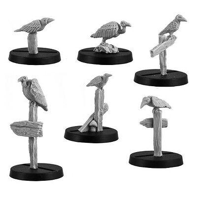 Dinamico Base Progettazione Birds Of Prey Kit Kromlech Krbk 007-mostra Il Titolo Originale Brividi E Dolori