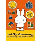 Miffy Dress-Up Colouring and Sticker Book by Simon & Schuster UK (Paperback, 2014)