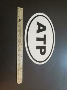 ATP-Oval-Sticker-Aviation-Pilot-Boeing-Airbus-Embraer-Bombardier-Airline