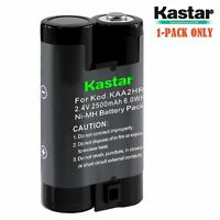 1x Kastar Battery For Kodak Kaa2hr Easyshare C315 Cd33 Cw330 Cx7430 Dx3900 Z650