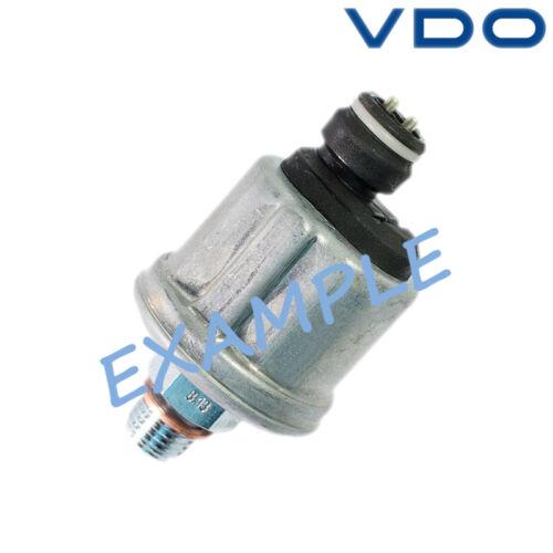 Teile VDO Motor Öldruck Sensor 5bar mit Warnkontakt 360-081-062-004A