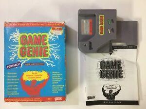 Game-Genie-Original-Nintendo-Game-boy-Gameboy-CIB-Complete