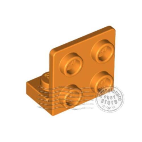 2x LEGO 99207 Staffa invertita 1x2-2x2 Arancione6061676