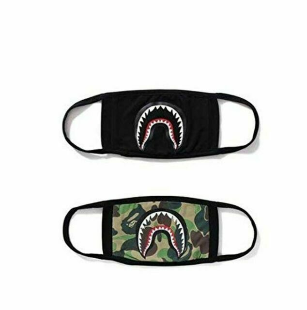 Xshelley Shark Cotton Face Mask For Cycling For Sale Online Ebay