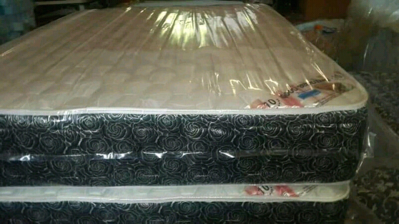 Good quality stylish brand new double bed