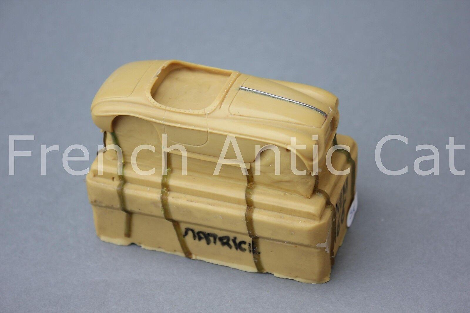 Rare matrice moule résine FERRARI 166 MM 1 43 Challange Heco modeles voiture SQ
