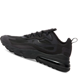 NIKE-MENS-Shoes-Air-Max-270-React-Black-Oil-amp-Grey-OW-CI3866-003
