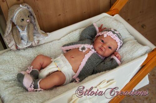 Meki Stoete VUOTO parti in vinile per creare un rinato BABY-non completato
