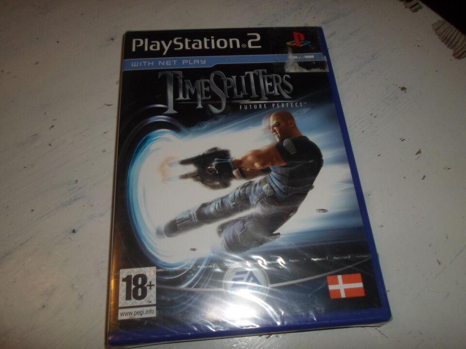 TimeSplitters: Future Perfect **NY I FOLIE!!*, PS2
