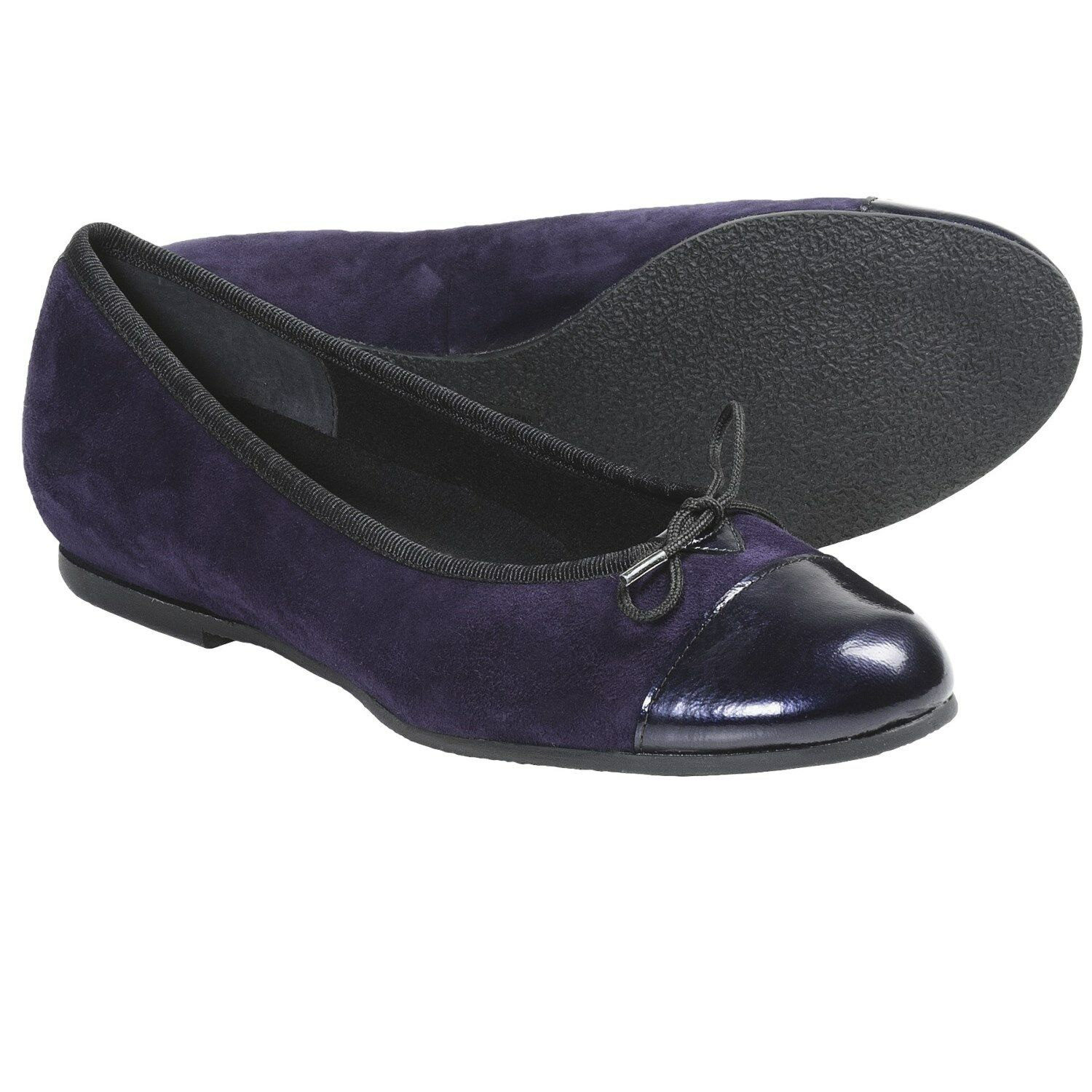 $170 Munro American Sky Shoes Made Suede Donna Flats Shoes, Made Shoes in US 9.5 1f33aa