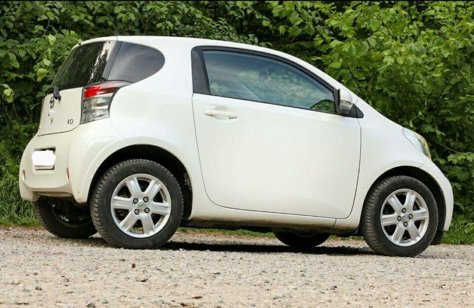 Toyota iQ, 1,4 D-4D Q3, Diesel