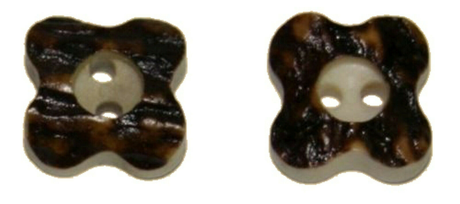 echte Hirschhornknöpfe Trachtenknöpfe NATUR PUR Knöpfe  Stegknopf für Lederhosen
