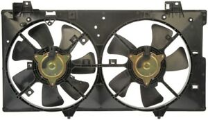 Engine Cooling Fan Assembly Dorman 621-536 fits 15-20 Ford Mustang 2.3L-L4