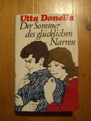 # Der Sommer Des GlÜcklichen Narren Utta Danella Gebunden