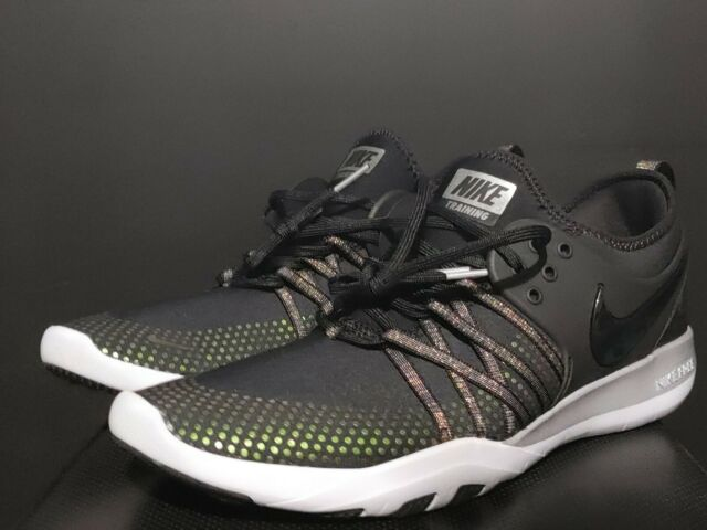 Womens Nike TR 7 MTLC Metallic Shoes