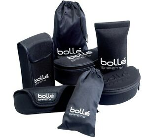 Bolle Safety Goggles Glasses Spectacle Case Bag Protection - Eyewear Accessories