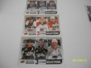 LOT-OF-3-COLLECTOR-039-S-CHOICE-CHOICE-RESERVE-2008-09-3-STARS-SELECTION
