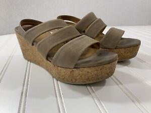Coclico-Womens-Size-38-5-US-size-8-Platform-Wedge-Shoes