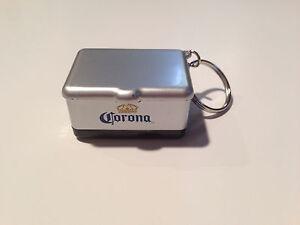 corona bottle opener mini cooler keychain. Black Bedroom Furniture Sets. Home Design Ideas