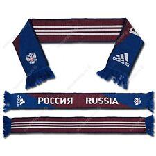 FIFA WORLD CUP TEAM RUSSIA Россия Burgundy Brand New Official Adidas Scarf NTW