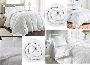 Duck-Feather-amp-Down-Duvet-Quilt-Bedding-Tog-13-5-Outer-Cover-100-Pure-Cotton