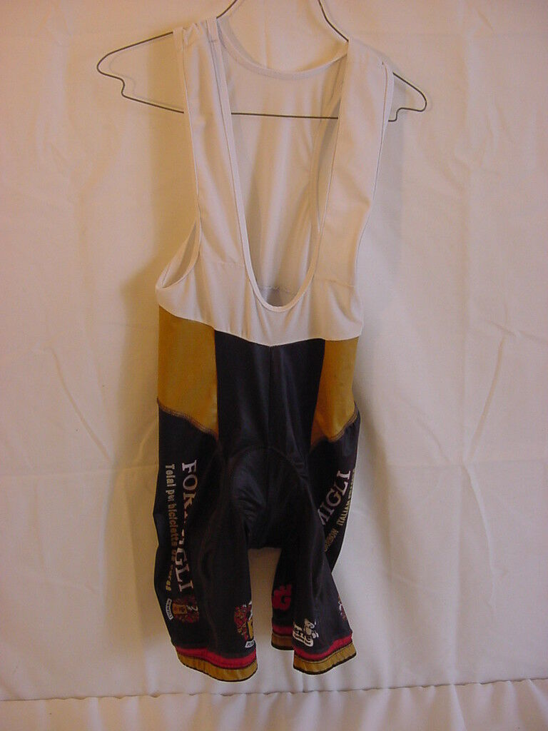 Pierre Cycling Bib -  Formigli Made In  - Mens Size Medium  the latest models