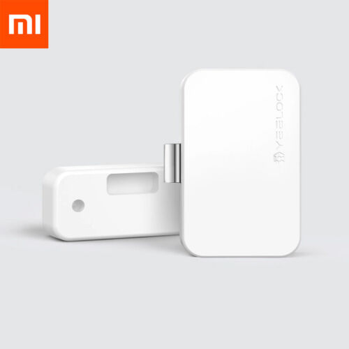 Xiaomi MIjia YEELOCK Smart Drawer Cabinet Lock Keyless Bluetooth APP Anti-Theft