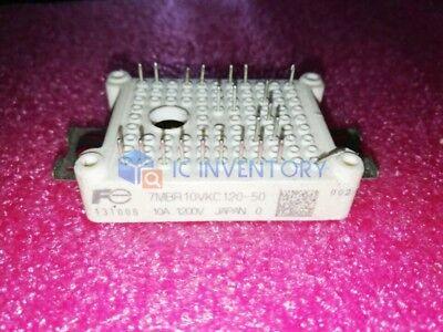 1PCS FUJI 7MBR10VKC120-50 Module Power Supply New 100/% Quality Guarantee