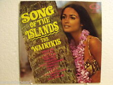 """★★ 12"""" LP - THE WAIKIKIS - Song Of The Islands - HMA 248 / ENGLAND"""