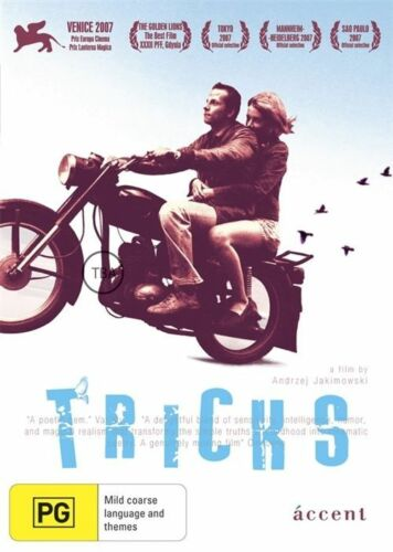 1 of 1 - Tricks (DVD, 2009) Brand New