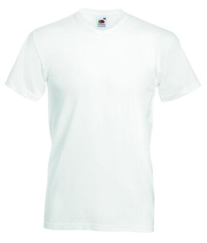 Scollo V Manica T shirt Loom Personalizzabile Maglietta Of Corta Fruit The Uomo Z8n0WZqx