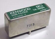 Kenwood TRIO YK-88SN 1.8KHz narrow SSB filter 100% operation guarantee!