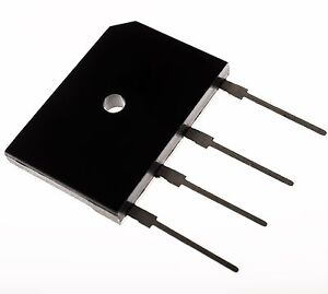 Brückengleichrichter GSIB2540 400V 25A Bridge Rectifier 1-phasig Diode #703934